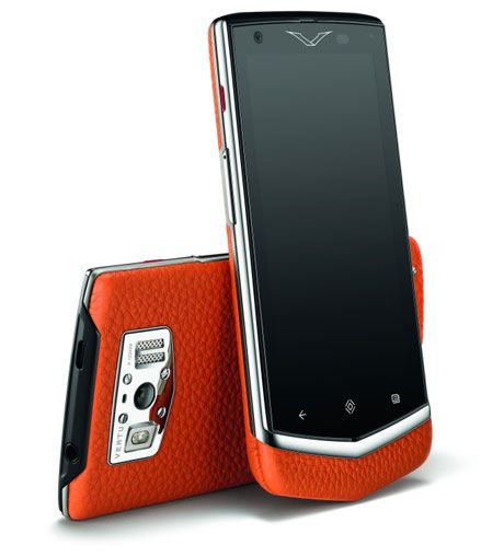 Vertu launches Constellation NFC luxury smartphone - NFC World