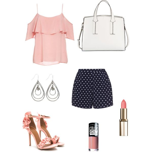 A fashion look from May 2017 featuring BB Dakota tops, Zizzi shorts and French Connection tote bags. Browse and shop related looks.