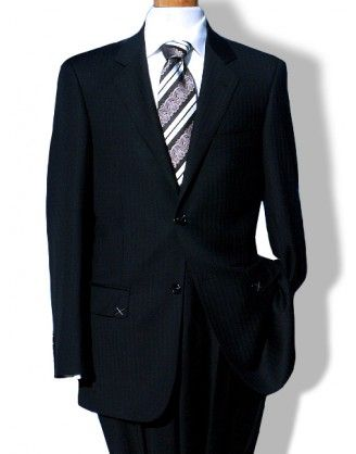 Baroni Herringbone Suits | Affordable Custom Suits | Cheap Mens Suits