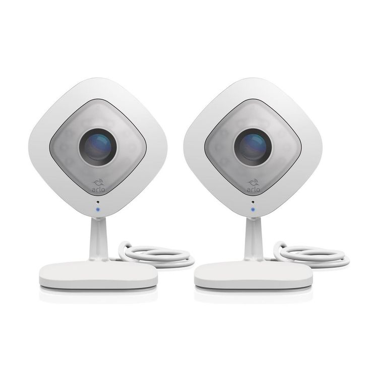 Arlo Q 1080p HD Security Camera with Audio (2-Pack)