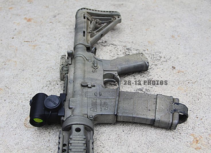 Rattle Can Paint Job >> AR-15 rattle can paint job pics - AR15.COM | Guns