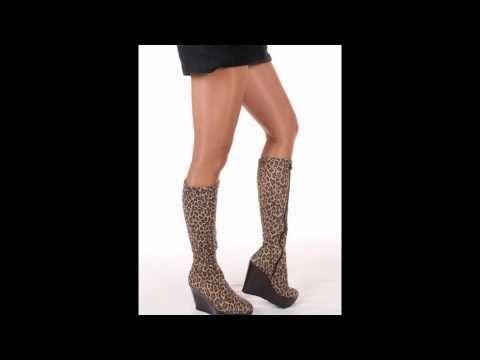 2580 Nila & Nila Italian Women's Boots - Facebook Contest