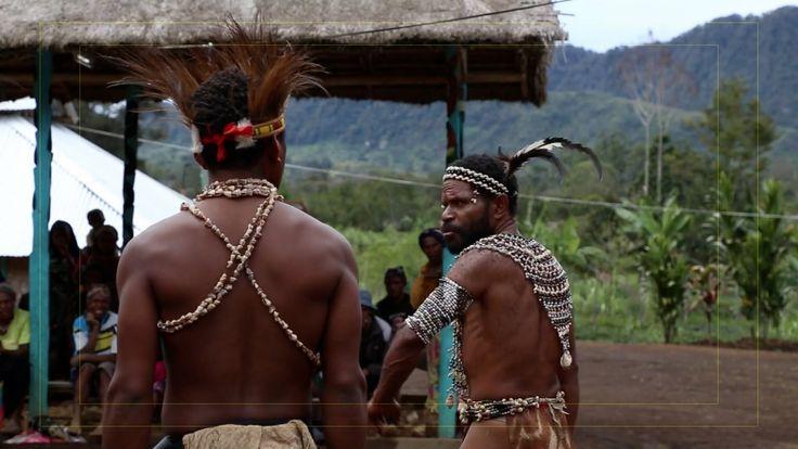 Папуа-Новая Гвинея: интерактивный театр против насилия