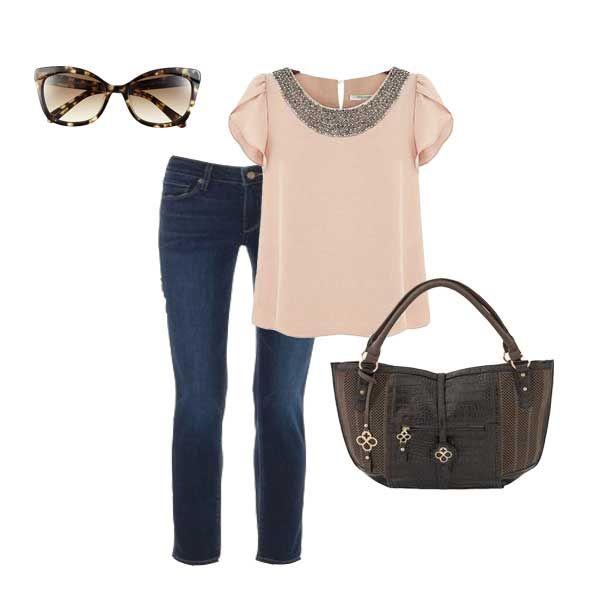 Get The Look Jaime Ibiza y luce increíble. #jeans #spring #handbags #fashion #design