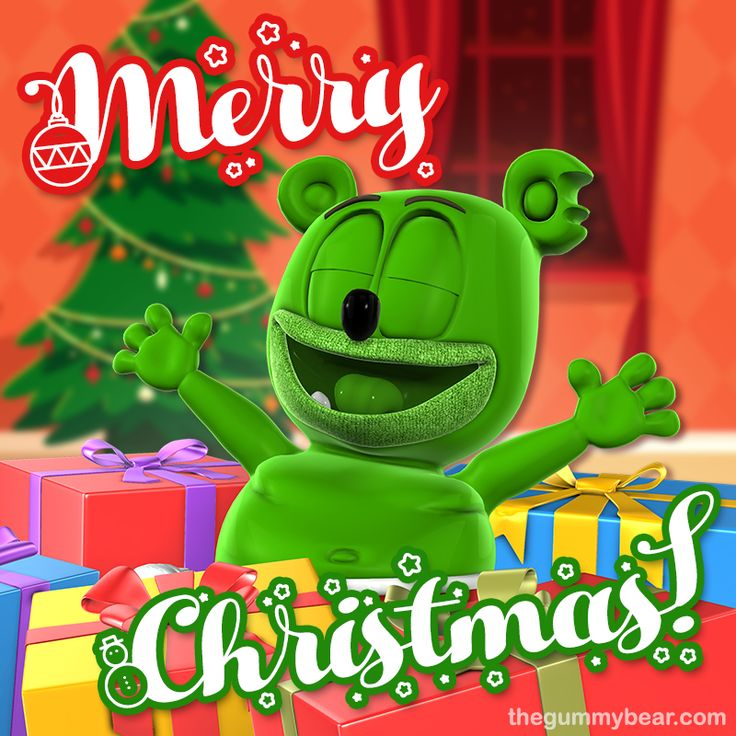 Merry Christmas and Happy Holidays from Gummibär! - http://www.thegummybear.com/2017/12/25/merry-christmas-happy-holidays/ - 360, christmas, christmas 2017, christmas banner, happy holiday, happy holidays, im a gummy bear, merry christmas, santa, santa clausw, the gummy bear song, virtual reality, vr, winter wonderland