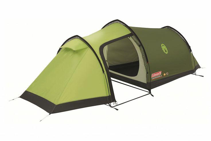 Groß, aber leicht - das Tunnelzelt Caucasus 2 bietet großzügig Platz für Bewohner und Gepäck. Es ist das richtige Zelt für alle, die gerne auf nicht so ausgetretenen Pfaden wandern und dabei umfassend vor Wind und Regen geschützt sein wollen.  Aluminium: Aluminiumgestänge sind deutlich...  • Zusatzinformation: - Außenzelt: Ripstop Polyester 68D 210T, PU-beschichtet, feuerhemmend, Nähte getape...