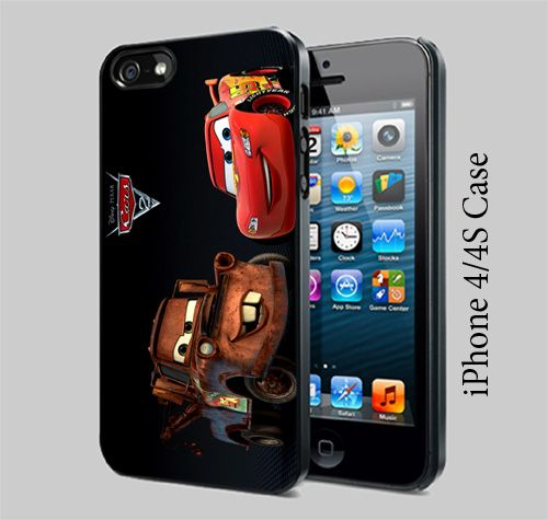 Cars 2 iPhone - iPhone 4/4S Case
