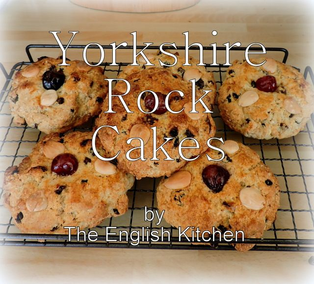 The English Kitchen: Yorkshire Rock Cakes