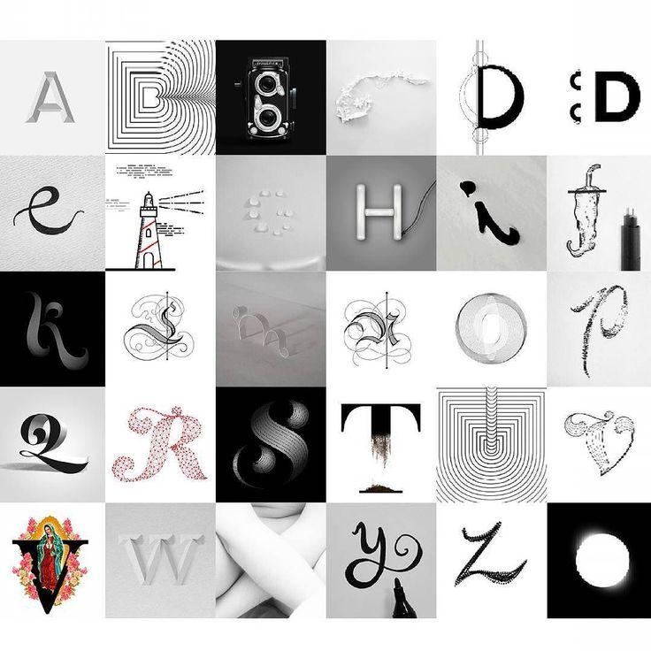 Mis 27 de 36. El próximo lo termino! @36daysoftype #36daysoftype03 #36daysoftype #typetopia #type #tipografia #letra #letter #lettering #glifos #glyphs #design #nanadesign #diseño by nanadesign.es