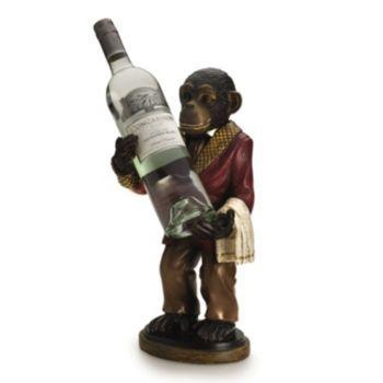 Bombay Monkey Wine Holder
