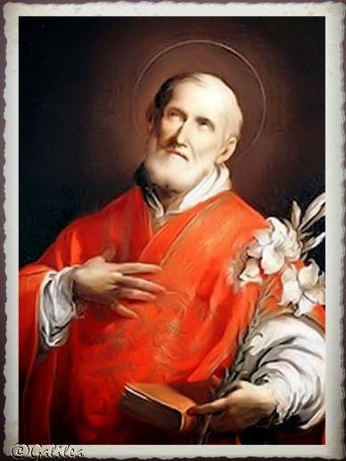 Santa María, Madre de Dios y Madre nuestra: 26 de mayo   SAN FELIPE NERI