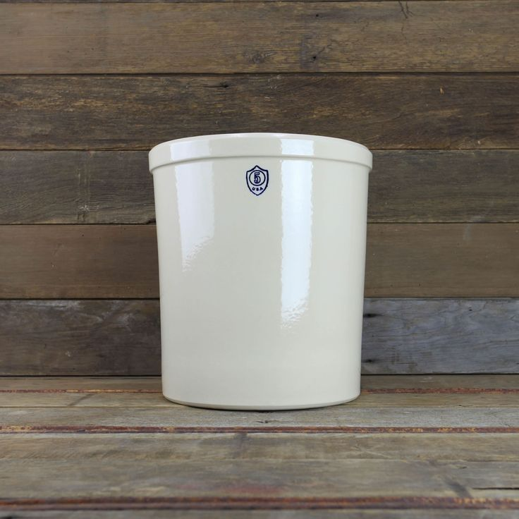 5 Gallon Fermentation Crock - Ohio Stoneware Pickling Crock from Mountain Feed