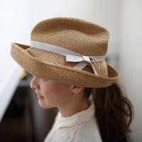 春夏コーデがお洒落に早変わり麦わら帽子のコーデ集