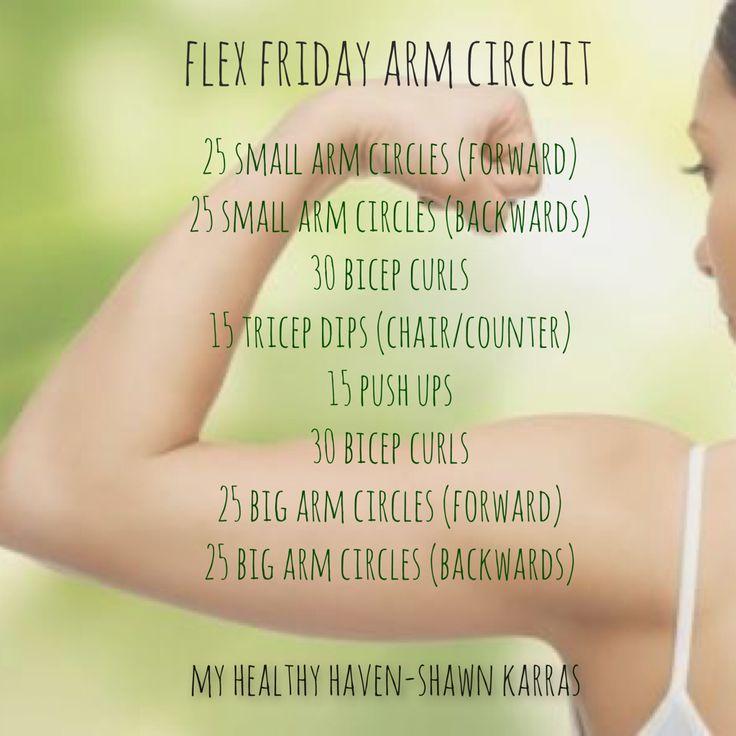 Flex Friday Arm Circuit