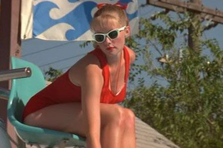 Halloween Costume Idea.. the lifeguard from The Sandlot. This would be great lol.