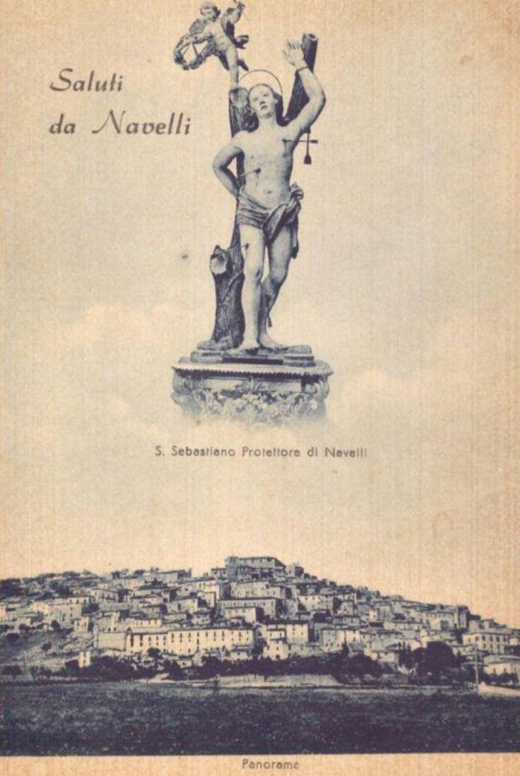 Greetings from Navelli! The village looks the very same today as it was in this very old postcard! Saluti da Navelli! Il nostro borgo appare ancora oggi come questa antica cartolina! #Abruzzo #Travel #Italy #navelli #abruzzosegreto #visitabruzzo #oldpostcard #sansebastiano #SecretOfAbruzzo