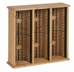 Tarka Pine Triple DVD Rack-http://solidwoodfurniture.co/product-details-pine-furnitures-479-tarka-pine-triple-dvd-rack.html