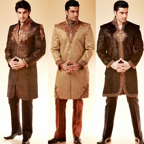 50 best Pakistani Groom Wedding Dresses 2014 images on Pinterest ...