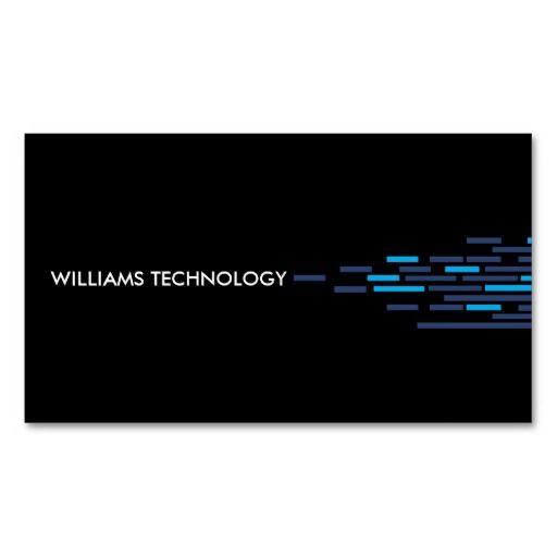 8 best business cards for technology companies startups networking customizable business card for computer repair technology electricians technicians startups etc colourmoves