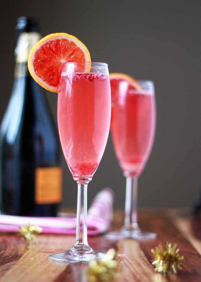 Best 25 champagne cocktail ideas on pinterest dave and for Champagne drinks with fruit