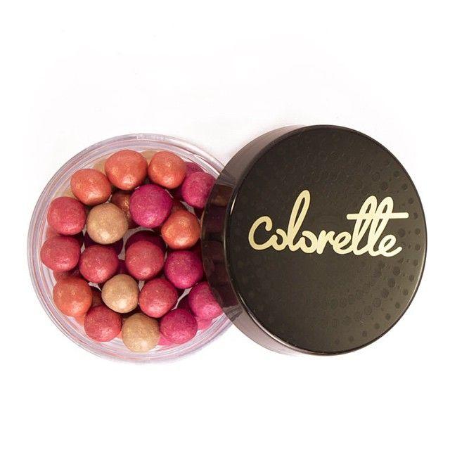 Perlas Colorete. Frutos del bosque.