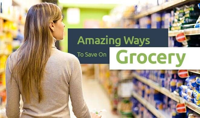 Save At The Grocery Store