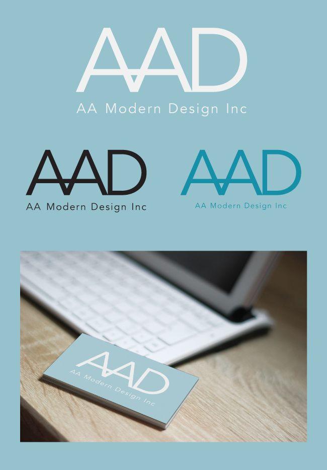 Branding Design www.aamoderndesign.ca