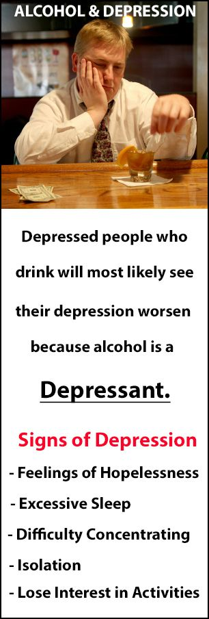 alcohol and deprssion and dual diagnosis essay Mental health and dual diagnosis posted on friday, may 29th it's the alcohol that's causing the depression more so than the mental health disease.