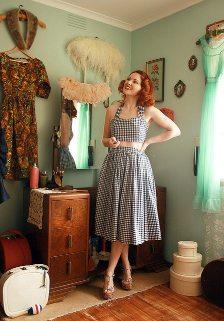 retro style - Perfect for Autumn Dapper Day at Disneyland!