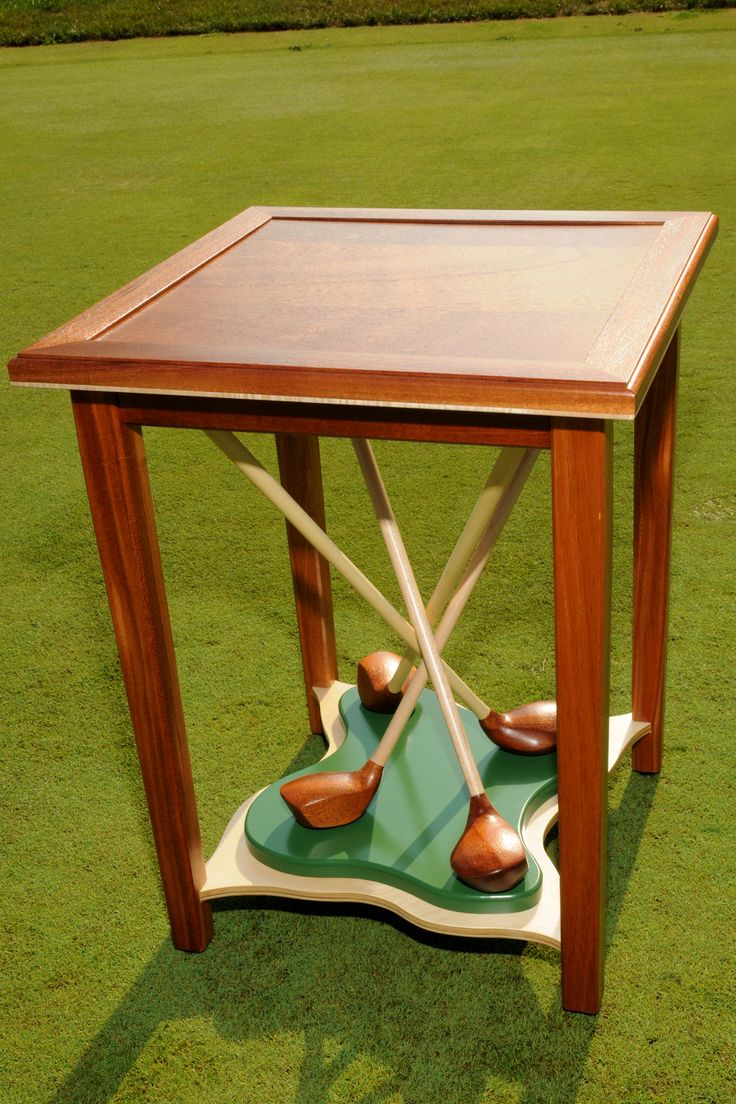 Golf Side Table