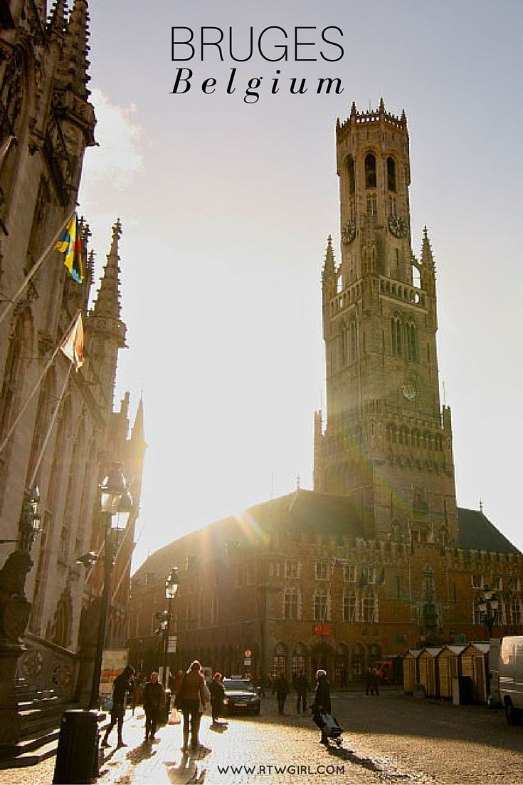 Planning to travel to Belgium and need some inspiration? Add Bruges to your travel plans | www.rtwgirl.com