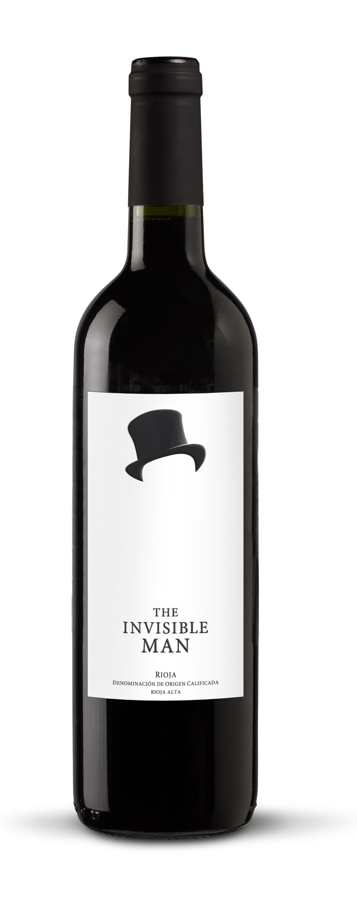 The Invisible Man (DO Rioja) #Wine #Vino #Rioja PD