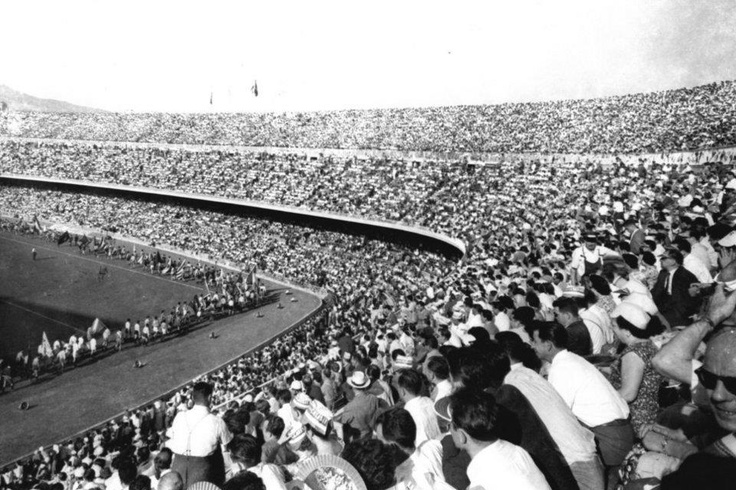 The Camp Nou is 55 years old today, 24th of September 2012...
