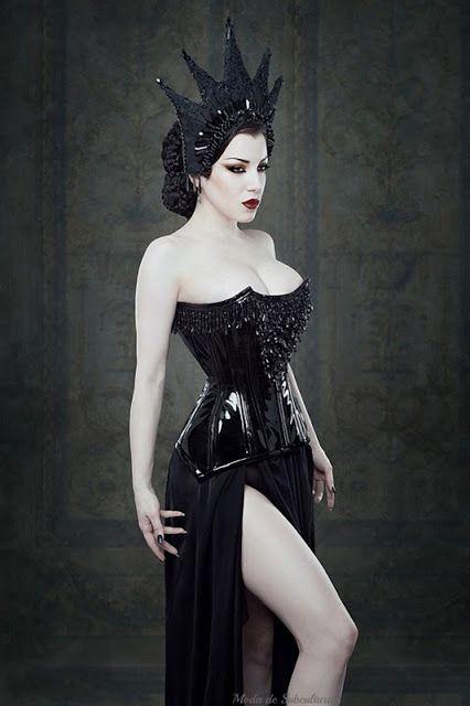 Dark Beauty....