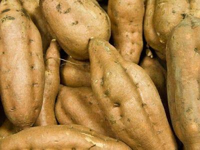 Art & Candy: Crocchete di patate dolci