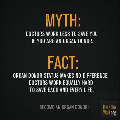 organ donation argumentative essay topic