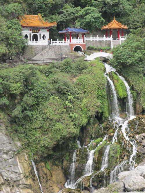Taiwan, Taroko Gorge  One of the most beautiful places on earth. http://www.travelbrochures.org/178/asia/vacationing-in-taiwan