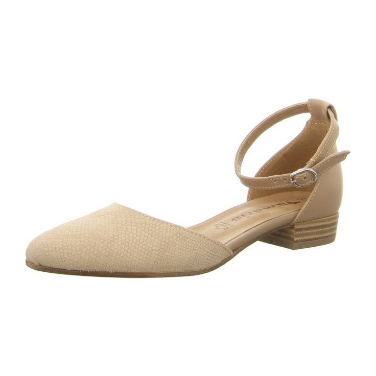NEU: Tamaris Ballerinas 1-1-24227-28-326 - nature/struct. -
