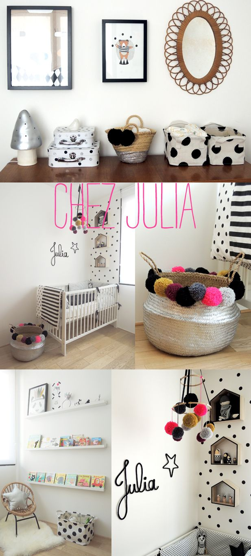 La chambre de Julia