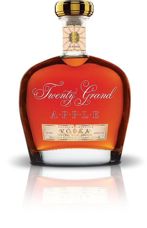 Apple Twenty Grand Vodka Vodka Maraschino Cherry Cherry Flavor