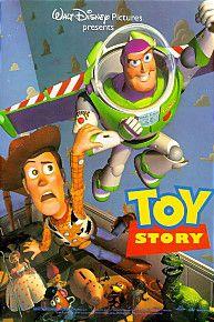 토이스토리 1, Toy Story 1, 1995