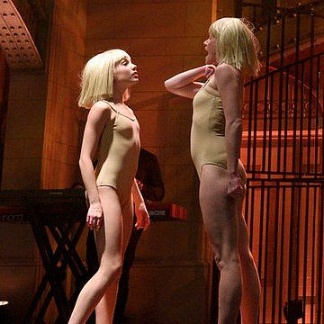 """Sia's """"Elastic Heart"""" SNL Performance Is Even More Incredible Than the Video"""