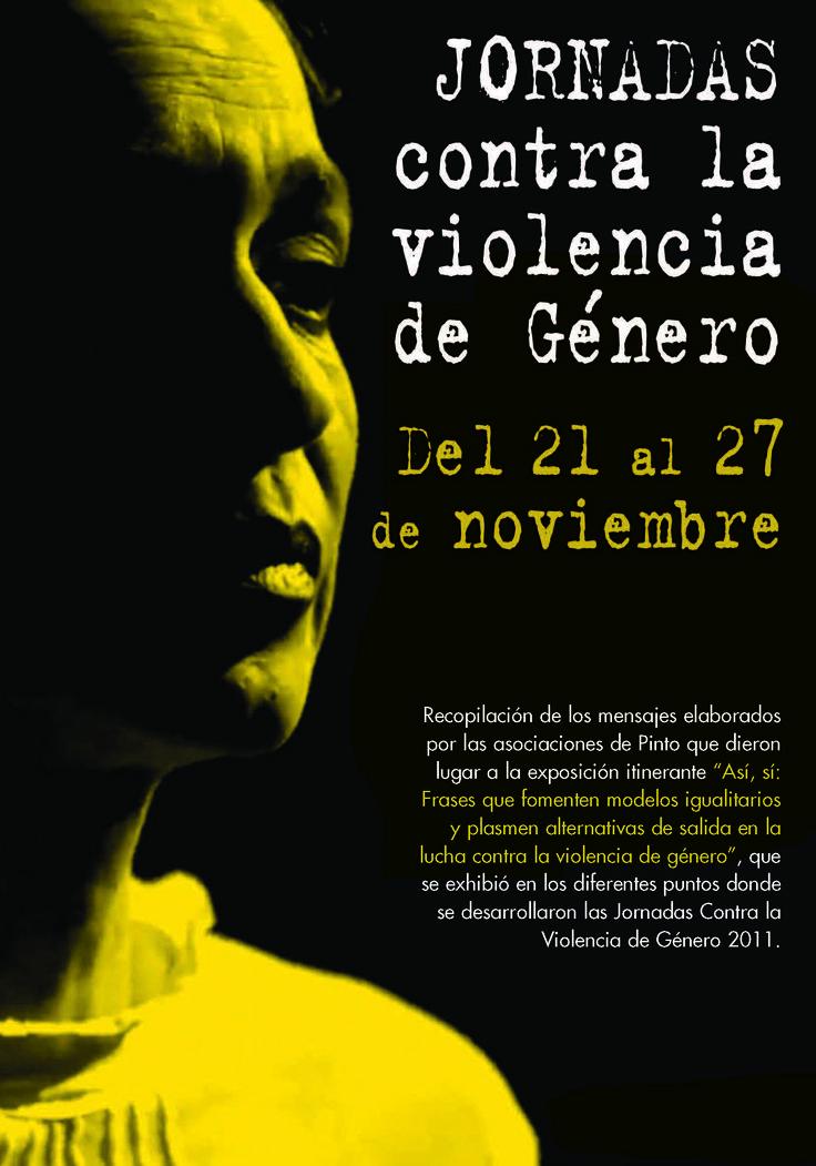 FRASES Así, sí. alternativas de las entidades ciudadanas dePinto contra la violencia de género 2011