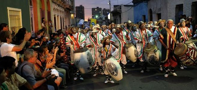 Montevideo Carnival unites the whole city  http://www.carltonleisure.com/travel/flights/uruguay/montevideo/