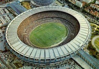 Maracana: le plus grand stade du monde
