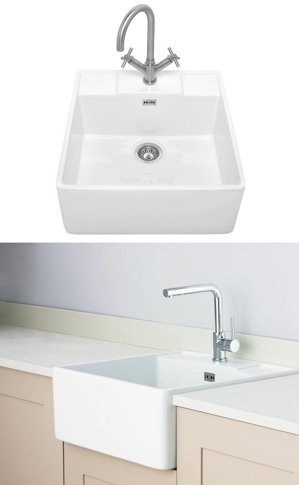 Butler Sink : ... about Butler sink on Pinterest Butler sink, Taps and Kitchen sinks
