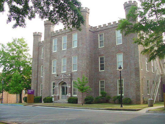 6 Wesleyan Hall Florence Al Located Only A Few Miles From
