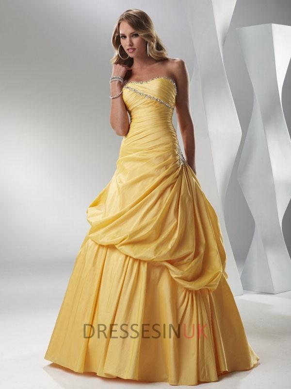 yellow dress uk online apparel