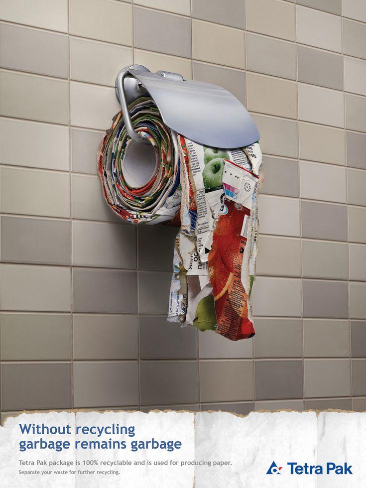 Tetra Pak Papier toilette