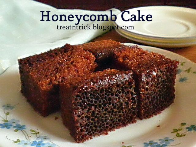Best 25 honeycomb cake ideas on pinterest crunchie chocolate honeycomb cake by treatn trick received the most clicks on the october forumfinder Gallery